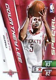 2010-11 Adrenalyn Courtney Lee Special Free Code