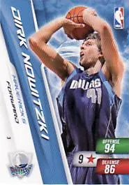 2010-11 Adrenalyn Dirk Nowitzki Free Code