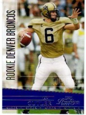 2006 Jay Cutler Playoff Prestige Rookie RC