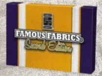 2010 Famous Fabrics Second Edition Box