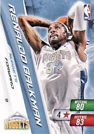 2010-11 Adrenalyn NBA Series 2 Renaldo Blackman Free Code