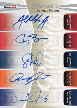 2011 TriStar Pursuit 5 Autograph