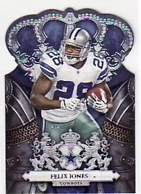 2010 Panini Crown Royale Felix Jones