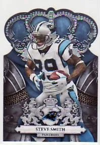 2010 Panini Crown Royale Steve Smith