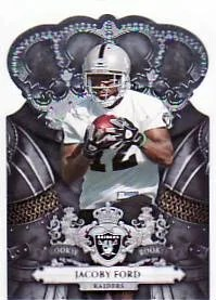 2010 Panini Crown Royale Jacoby Ford Rookie