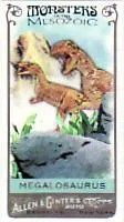 2010 Topps Allen & Ginter Megalosaurus