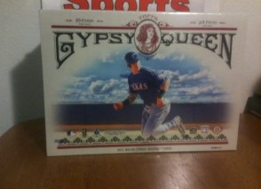 2011 Topps Gypsy Queen Baseball Box Photo
