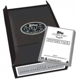 2010 Topps Sterling Hobby Box with Mystery Pack