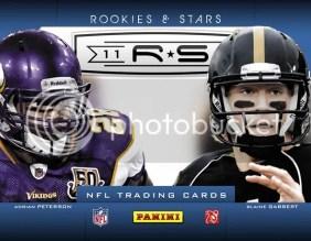 2011 Panini Rookies & Stars Football