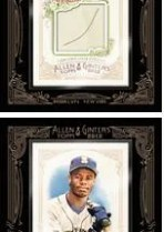 2012 Topps Allen & Ginter Charles Dikens DNA Card