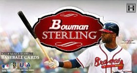 2010 Bowman Sterling Baseball Box Photo