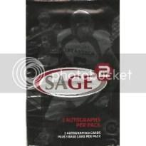 2009 Sage 2 Football Pack