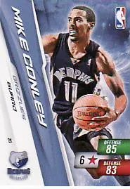 2010-11 Adrenalyn NBA 2 Mike Conley