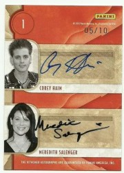 2011 Panini Americana Quad Autograph Casting Call
