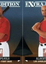 2011 Donruss Elite EEE Albert Pujols Base Card