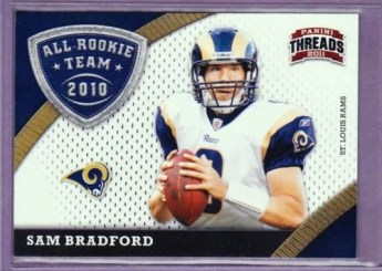 2011 Panini Threads All-Rookie Team #9 Sam Bradford