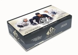 2010-11 Sp Authentic Hockey Hobby Box