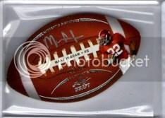 2011 Leaf Ultimate Mark Ingram Football Autograph