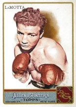 2011 Topps Allen & Ginter LaMotta Base Card
