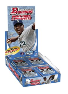 2011 Bowman Chrome Draft Picks Hobby Box