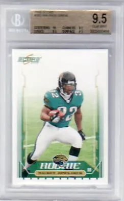 2006 Score Maurice Jones Drew Rookie BGS 9.5