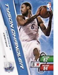 2010-11 NBA Adrenalyn Tyson Chandler Free Code