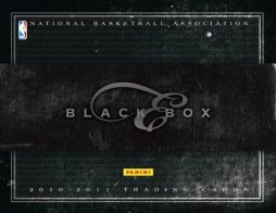 2010-11 Panini Elite Black Box Basketball Hobby