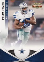 2011 Panini Gridiron Gear Felix Jones