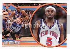 2010-11 Panini NBA Stickers Bill Walker