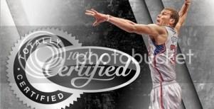 10-11 Certified Basketball Promo Sheet