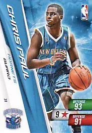 Chris Paul Adrenalyn NBA Series 2 Free Code