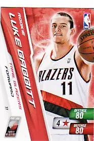 2010-11 NBA 2 Free Code Luke Babbitt Rookie Card