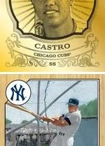 2012 Topps Series 2 Starlin Castro Solid Gold