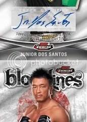 2012 Topps Finest UFC Yoshirhiro Akiyama Autograph