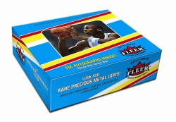 2011-12 Upper Deck Fleer Retro Basketball Box