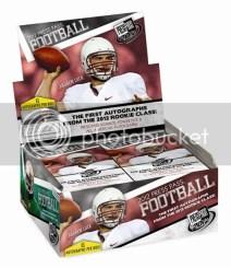 2012 Press Pass Football Box - Andrew Luck