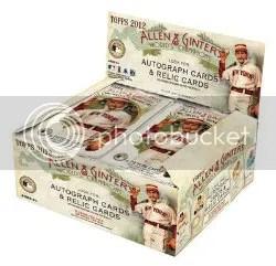 2012 Topps Allen & Ginter Hobby Box