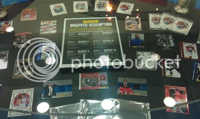 2012 Panini NSCC Wrapper Redemption