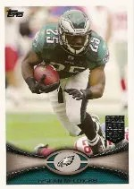 2012 Topps LeSean McCoy Base Card