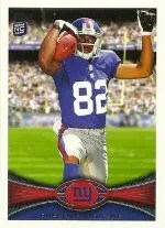 2012 Topps Rueben Randle SP Photo Variation RC #314