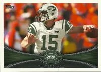 2012 Topps Tim Tebow Base #50