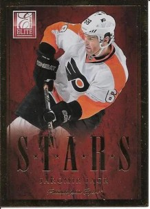 2011-12 Donruss Elite Stars Jaromir Jagr Insert Card