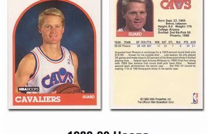 1989-90 Hoops Steve Kerr Rookie RC Card