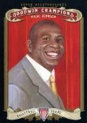 2012 UD Goodwin Magic Johnson Base