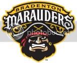 Bradenton Marauders Team Logo