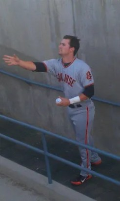 Andrew Susac San Francisco Giants Prospect