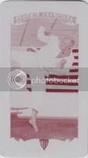 2012 Upper Deck Goodwin Printing Plate