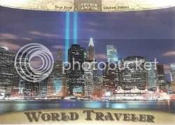 2012 Goodwin World Traveler New York