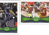 2012 Topps Marshawn Lynch