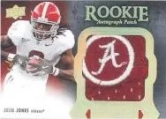 2011 Upper Deck Exquisite Julio Jones